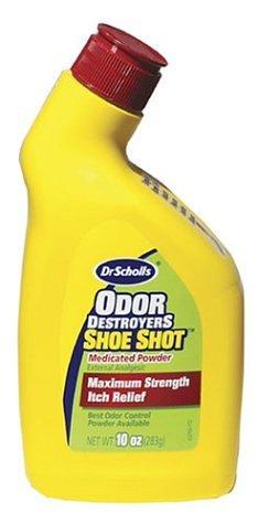 Dr Scholl S Odor Destroyers Shoe Shot Powder