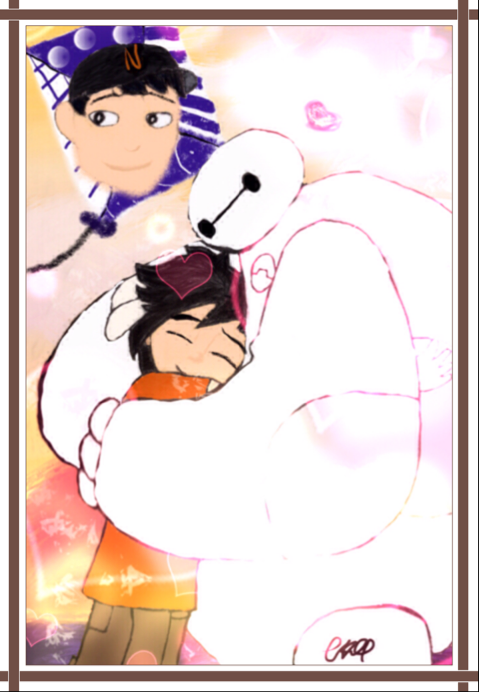 In Hiro's heart by