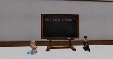AYA's class room