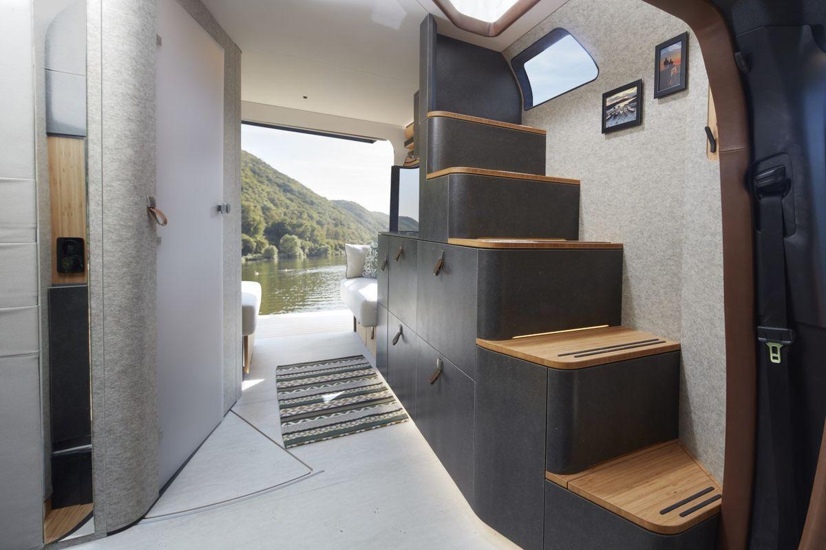5 trại sinh đẩy thiết kế RV vào tương lai