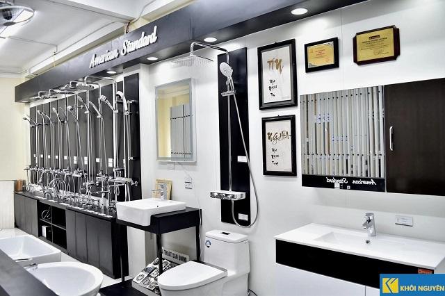 Hệ thống showroom tại Khôi Nguyên