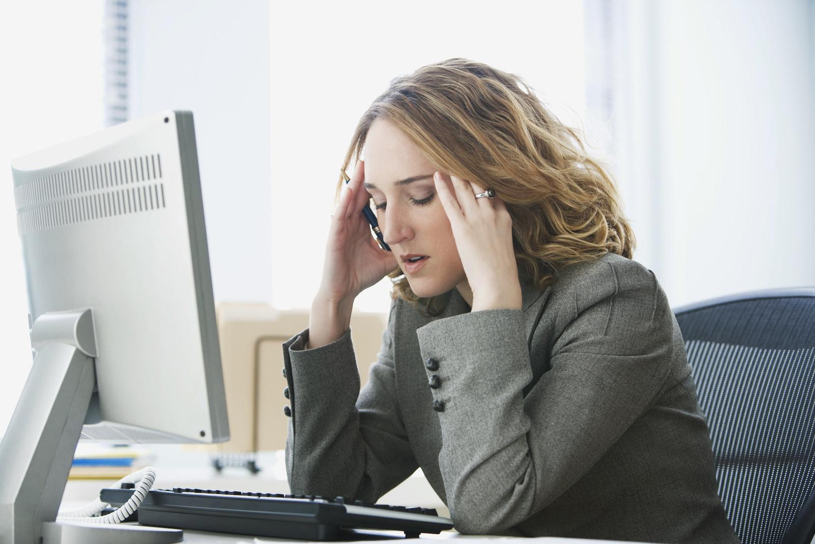 Căng thẳng kéo dài có thể làm ảnh hưởng đến sản xuất nội tiết tố
