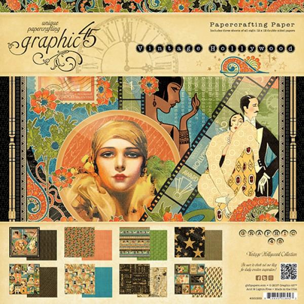 vintage hollywood, 12x12 paper pad.jpg