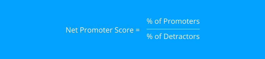 how to calculate net promoter score NPS