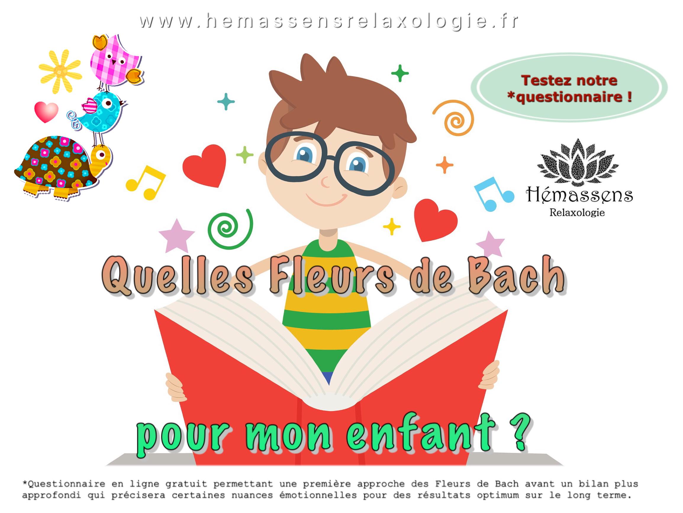 La confiance en soi et les Fleurs de Bach