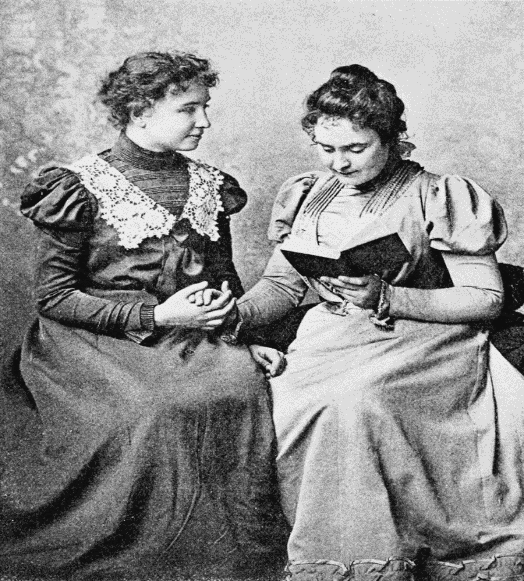 Image result for helen keller and anne sullivan