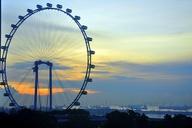 Singapore Flyer Tour