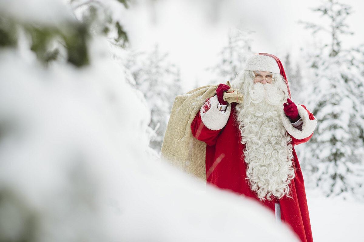 Hình ảnh Ông già Noel sống động đẹp nhất