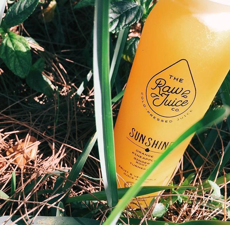 Clear Juice Labels