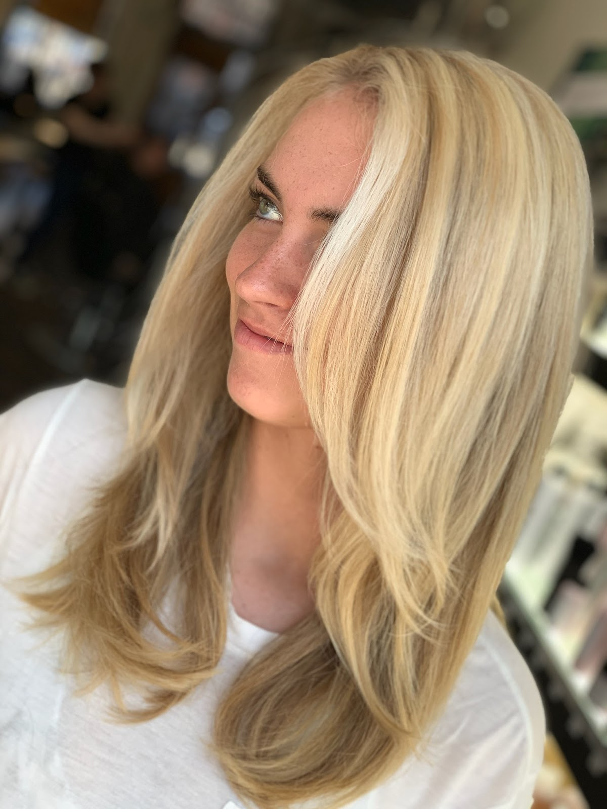 Blonding specialist in Columbus, Ohio