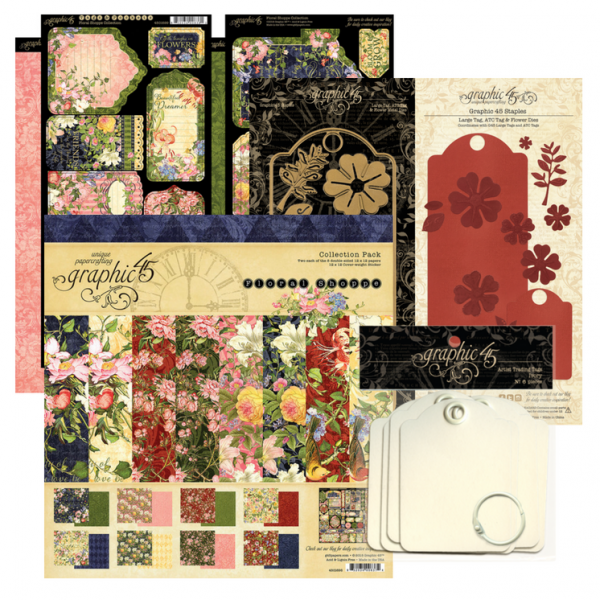 Floral Shoppe Card Bundle