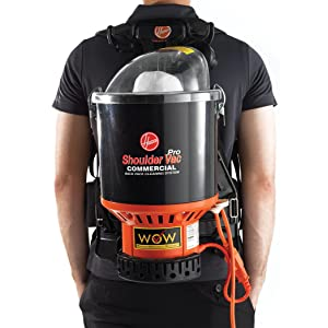 Hoover Commercial C2401 Lightweight Backpack Vacuum: An Ultimate Review