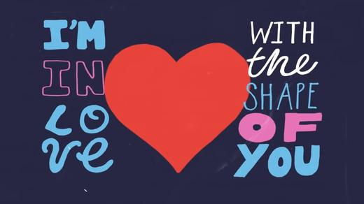 Image result for shape of you ed sheeran