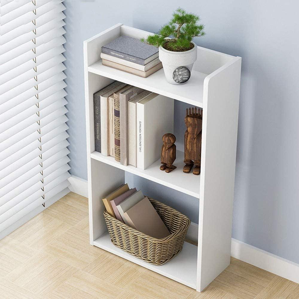 Rak buku sebagai dekorasi kamar tamu - source: amazon.com