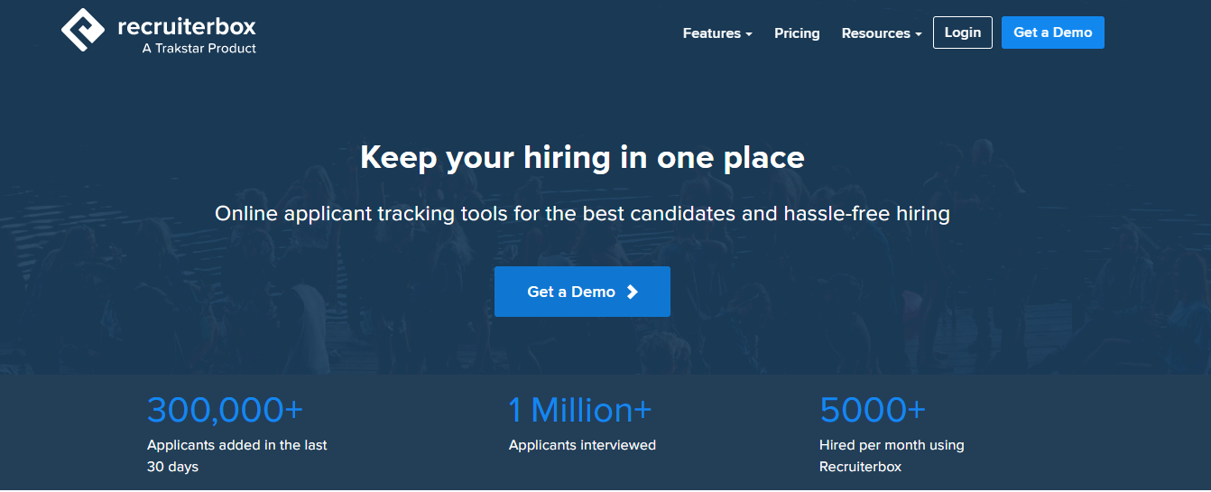 Application Tracking Software - RecruiterBox
