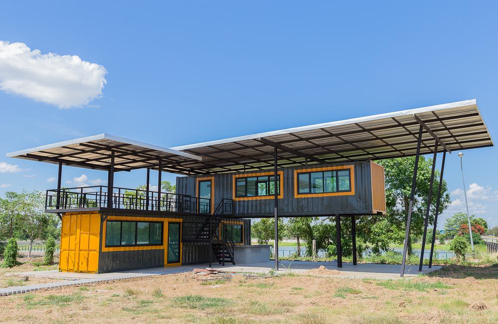Mẫu nhà Container đẹp cho văn phòng cần đảm bảo những gì?