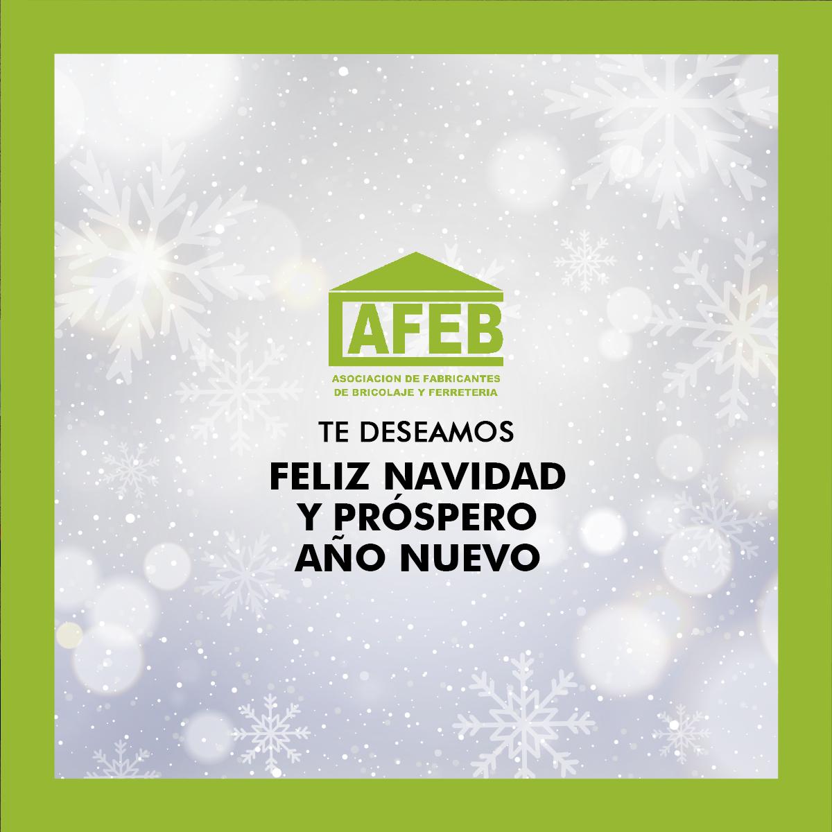¡Feliz Navidad y Próspero 2021!