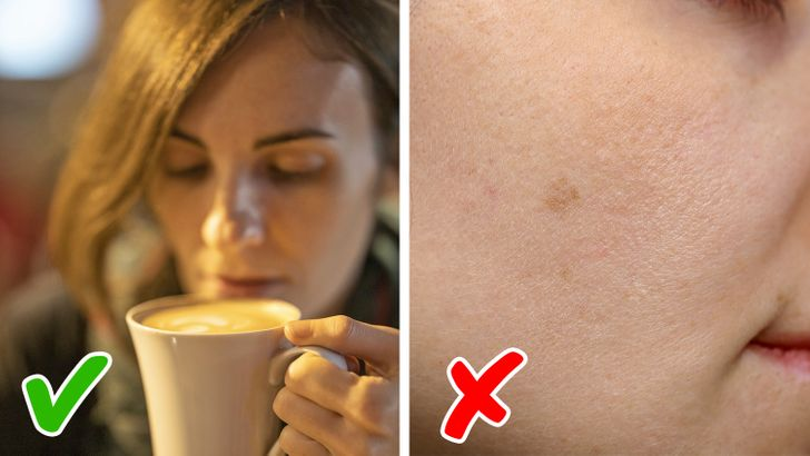Từ bỏ cà phê có thể khiến làn da của bạn xuống cấp không ngờ - Ảnh 3.