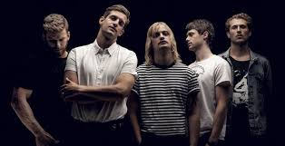 Alternative rock band The Rubens