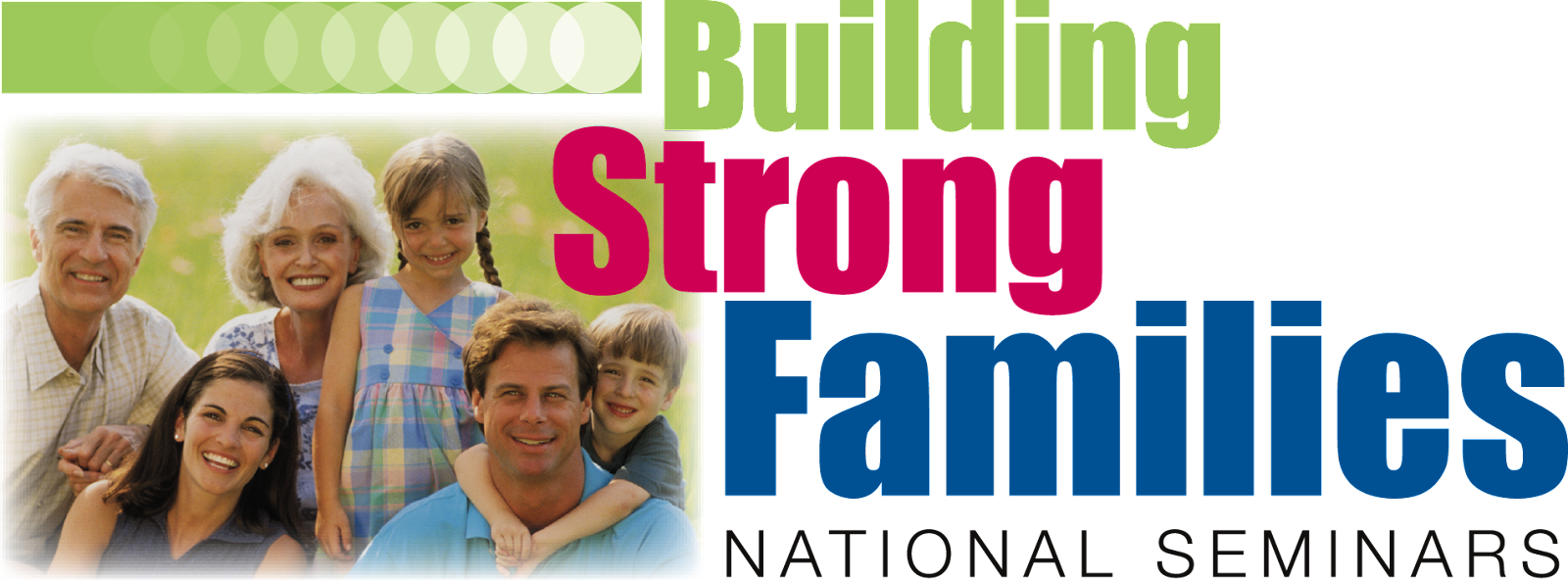 Building Strong Families National Seminars
