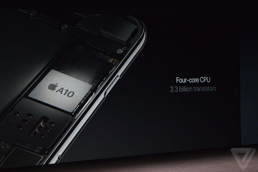 Đánh giá toàn diện Iphone 7 và Iphone 7Plus 6