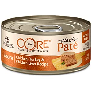 Wellness CORE Natural Grain Free Wet Canned Cat Food Review