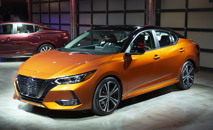 All New Nissan Sylphy 2020 โฉมอเมริกา