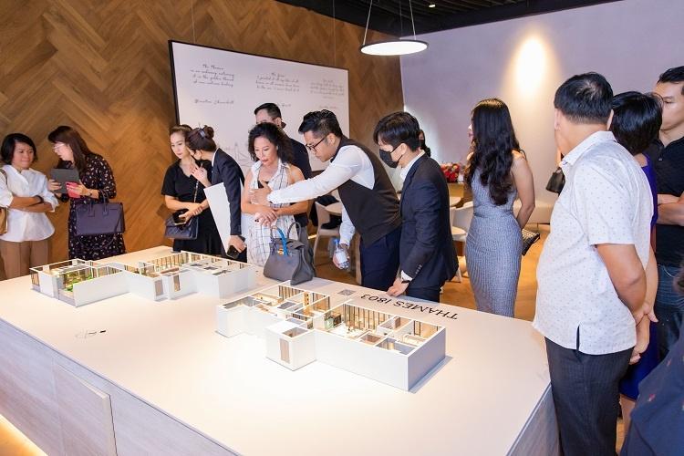 City Garden Thủ Thiêm ra mắt khu tư vấn dành riêng cho bộ sưu tập thượng đỉnh tại dự án The River Thu Thiem - Ảnh 1