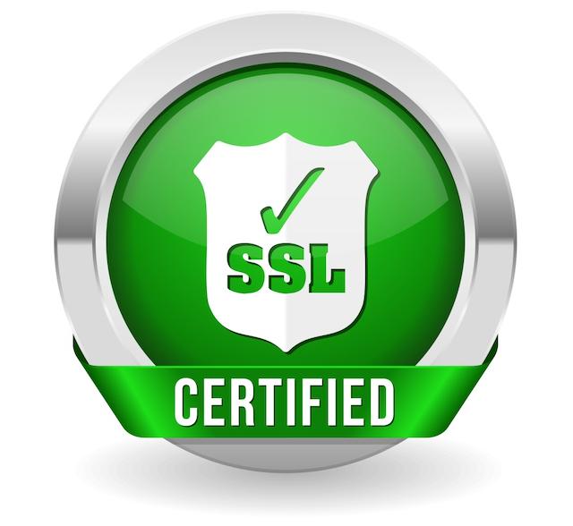 SSL có tác dụng giúp dữ liệu được truyền giữa máy chủ và trình duyệt được bảo mật tốt