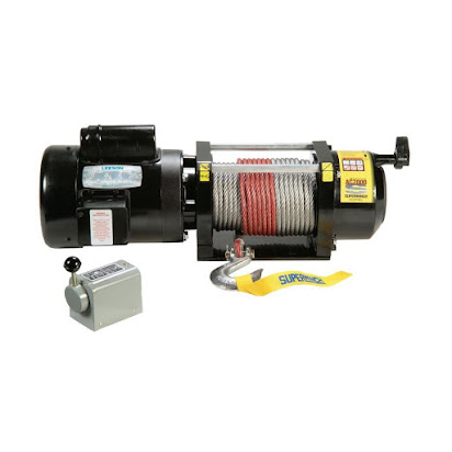 Superwinch ac2000 manual on