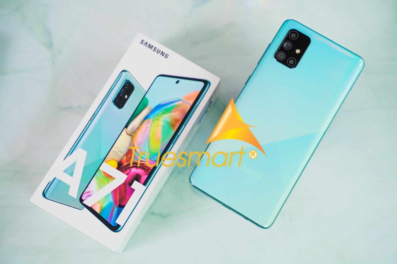 Thay Chân Sạc Samsung A71
