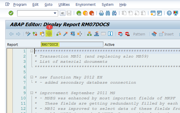Adding Custom Field in MB51 Report - Learn SAP Program
