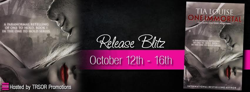 one immortal release blitz.jpg