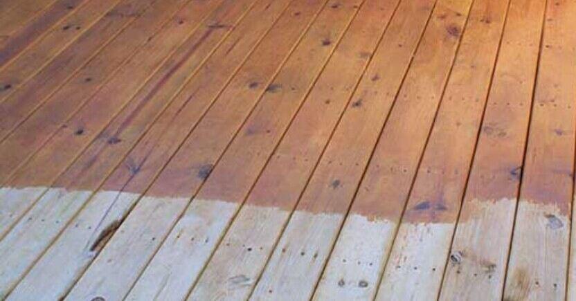 seal decking