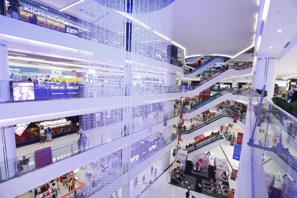 Giga Mall Phạm Văn Đồng có gì chơi?