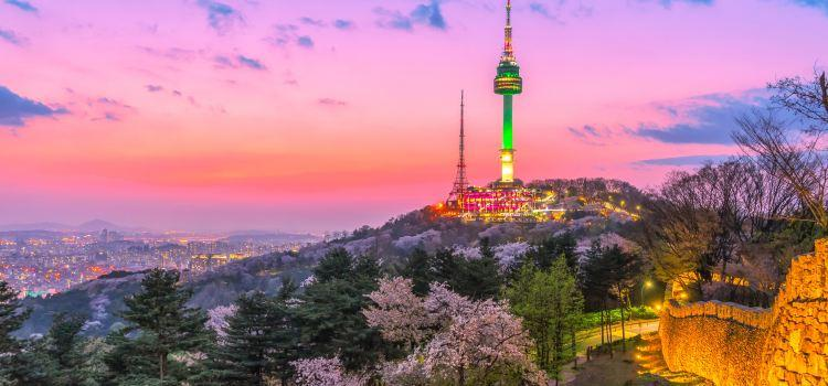 Image result for namsan park