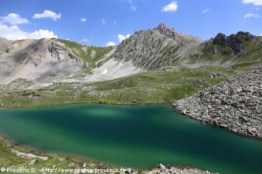 photo du lac de l'oule
