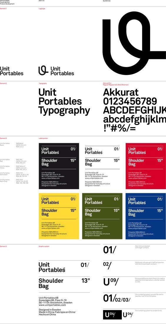Unit Portables | Kurppa Hosk #logoandidentitydesign #logo #and #identity #design