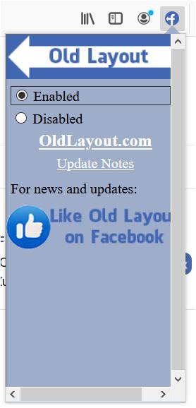 nowy facebook zmiana nastary