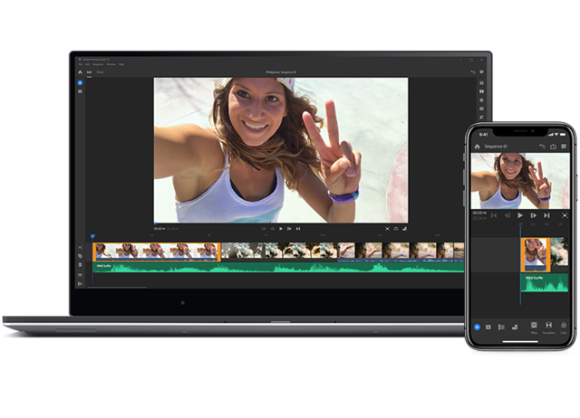 drone video editing software