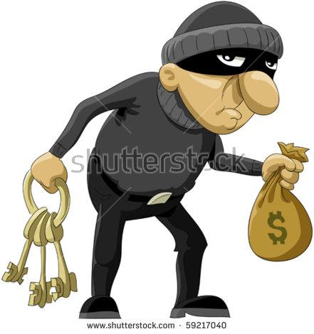stock-vector-the-robber-in-a-mask-and-with-money-59217040