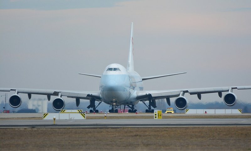 Large Commercial Plane