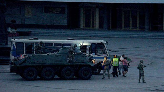 Теракт в Луцьку