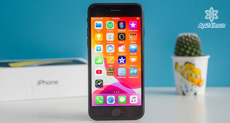 Top điện thoại iPhone nhỏ gọn 2020