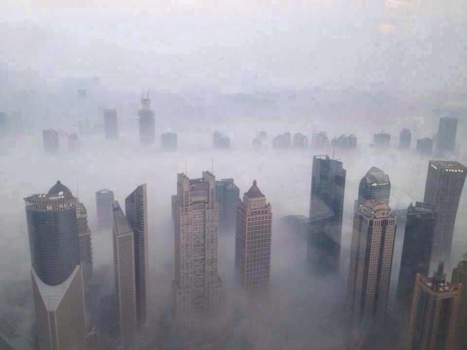 China Smog 1 | erhard.renz | Flickr