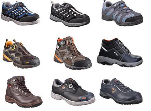 Những loại giày bảo hộ được ưa chuộng nhất hiện nay