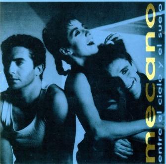 Mecano - Entre El Cielo Y El Suelo (1986, Vinyl) | Discogs
