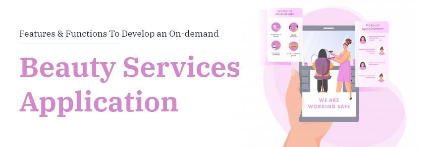Beauty Services App Development Company