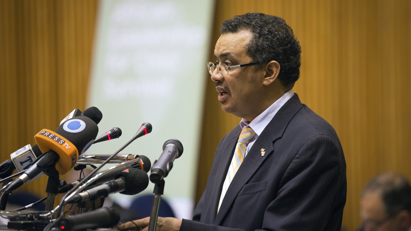 tedros gives first address to who staff   u0026 39 my door will