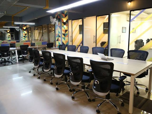 Workedge Coworking Space in Noida